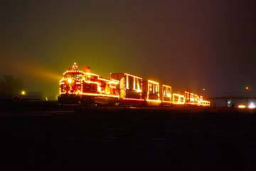 Canadian Pacific Holiday Train 2003